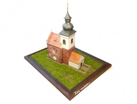 Kostel sv. Jakuba, Stříbrná Skalice