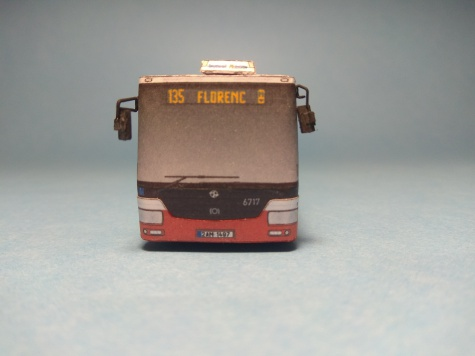 SOR NB 18 - DP Praha