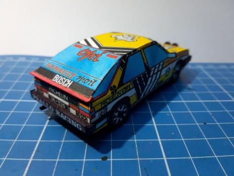 Renault 11 Turbo