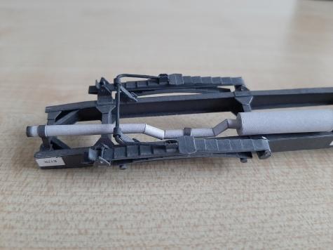 LIAZ 100.05 / AK Modely / 1:32