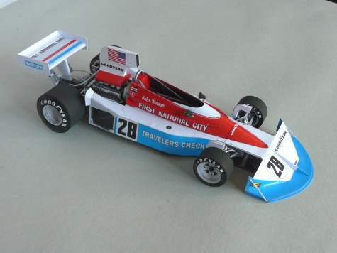 Penske PC1, 1975, GP USA
