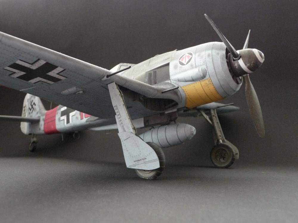 Focke Wulf FW-190 A-8