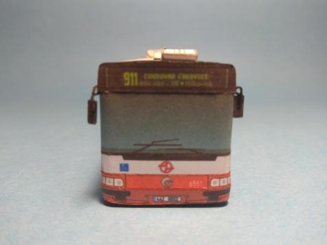 Irisbus City Bus 18m - DP Praha