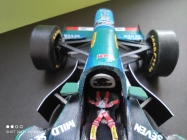 Benetton B194 world champion 1994