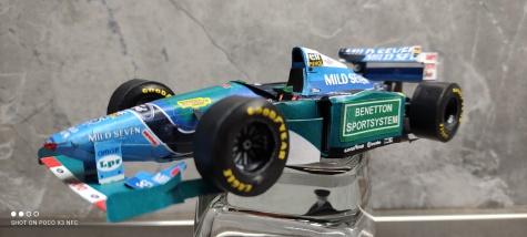 world champion 1994 Benetton B194