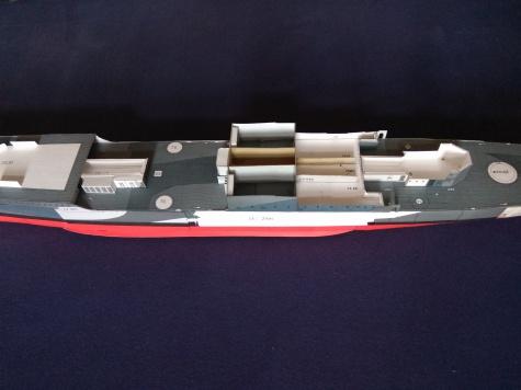 USS Portland CA-33