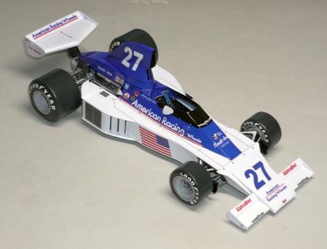 Parnelli VPJ 4B - Mario Andretti - GP USA 1976