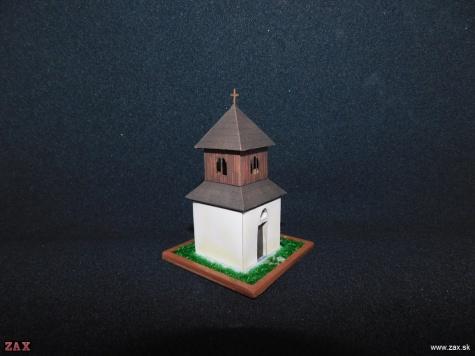 Dolný Vadičov - zvonica