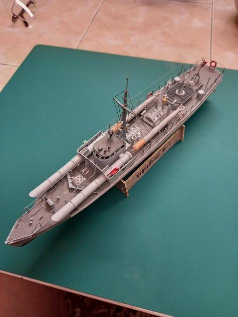 Schnellboot S-1