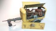 DK 661 pøívìsný kompresor
