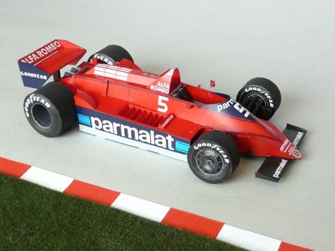 Brabham BT 48/3,   1979