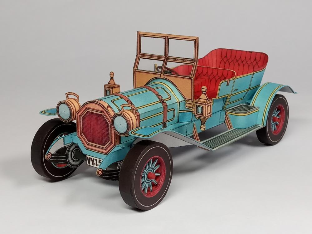 Thomas Flyabout 1909