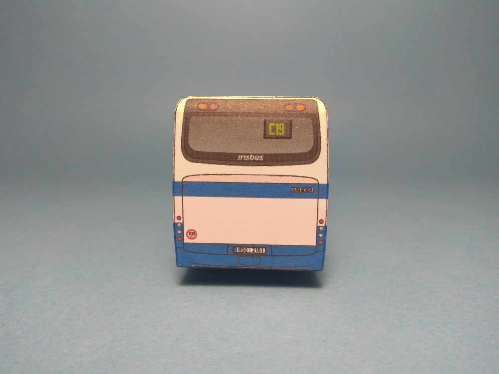 Irisbus-Iveco Crossway - Arriva a DB company, ex. Probo Bus, a.s.