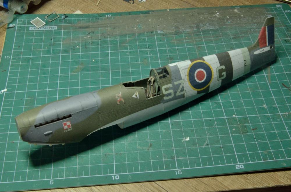 Supermarine Spitfire LF.IX