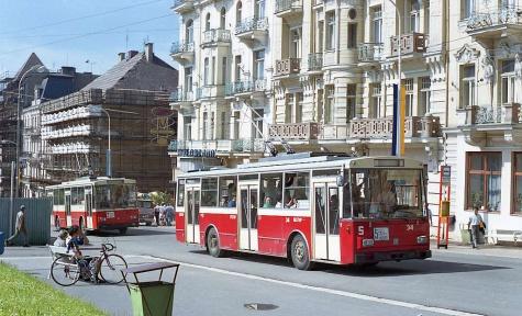 Škoda 14Tr 0 DPML 34 (1990)