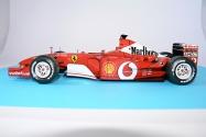FERRARI F 2002, Rubens Barrichello 2002