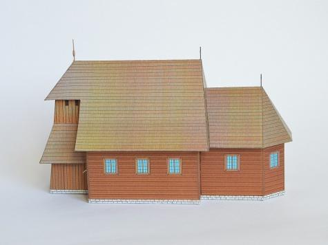 Kostol sv. Alžbety zo Zábreže