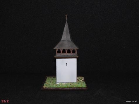 Zvonica z Malohontu: Drienčany
