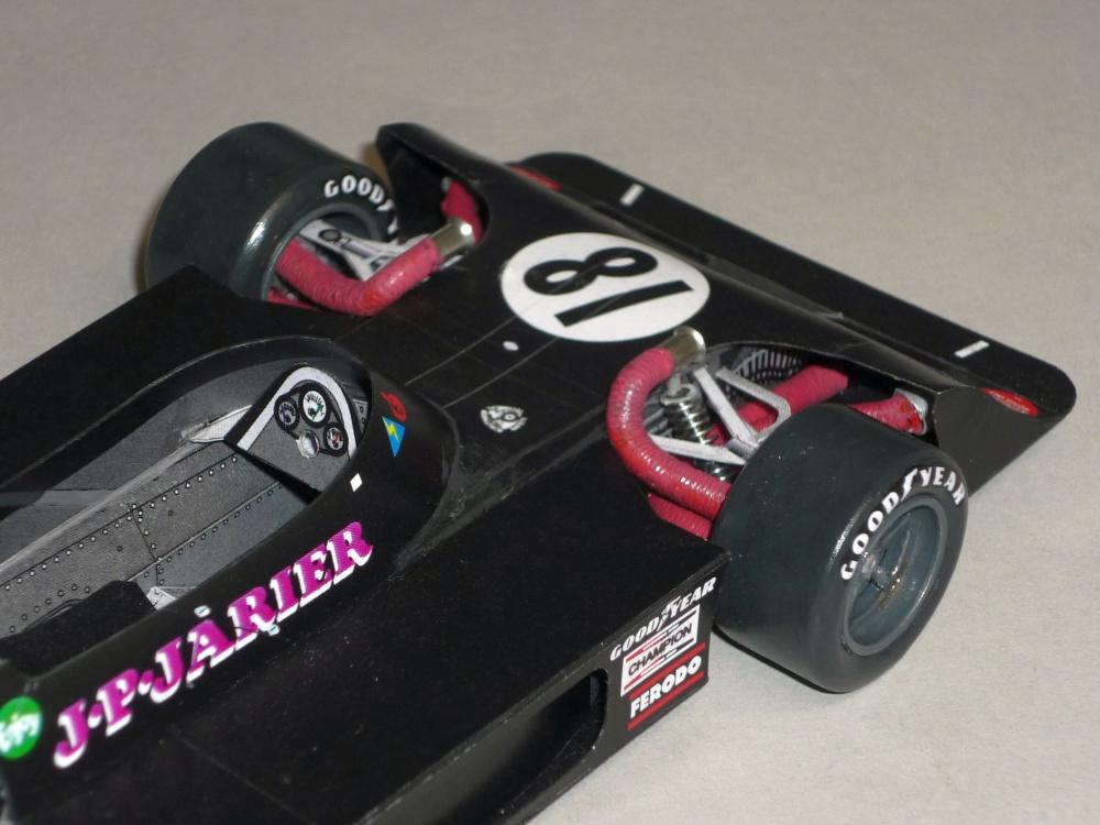 March 731 G - J.P.Jarier - GP USA 1973