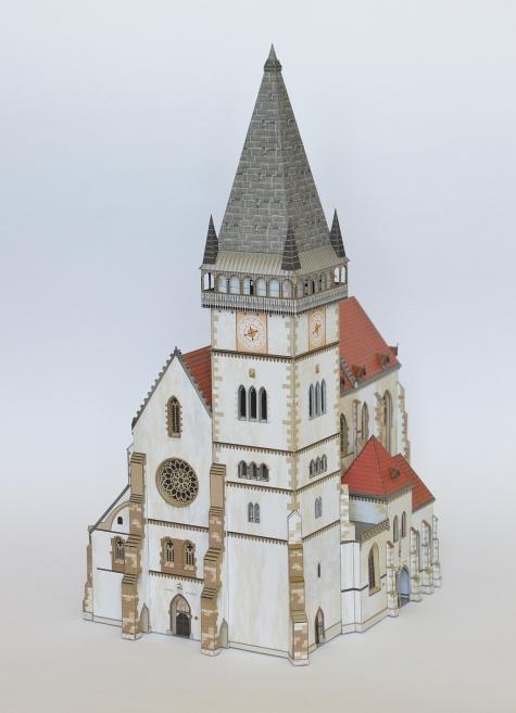 Bazilika sv. Egídia, Bardejov