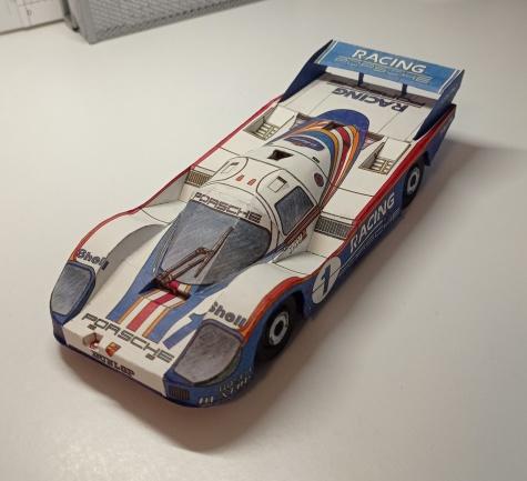 Porsche 956-Turbo