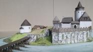 Já budovatel / 1217 vývoj hradu