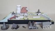Já budovatel / 1417 vývoj hradu