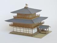 Japonské hrady a chrámy od O. Hejla a M. Bartoša
