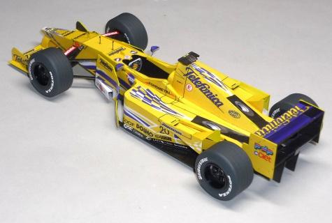 Minardi M02 - Marc Gene - 2000
