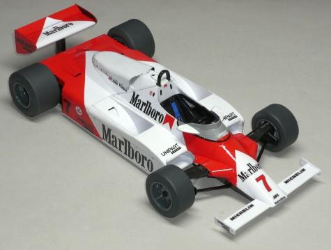 McLaren MP 4/1 - John Watson - GP Rakouska 1981