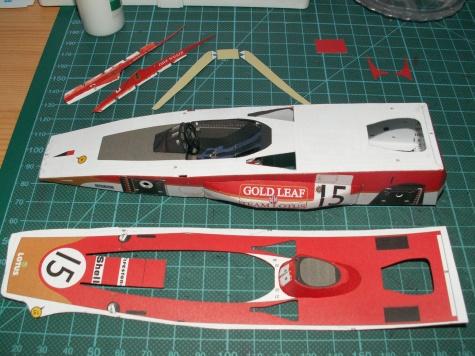 24-hodinovka 2010 - Lotus 56B