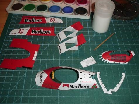 24-hodinovka 2012 - Alfa Romeo 182T
