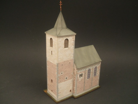 Kostel sv. Jakuba, Vroutek