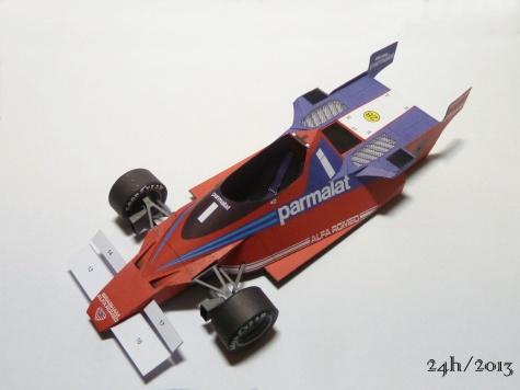 24-hodinovka 2013, Brabham BT46B ´78