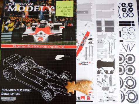 24h- McLaren M30 Ford