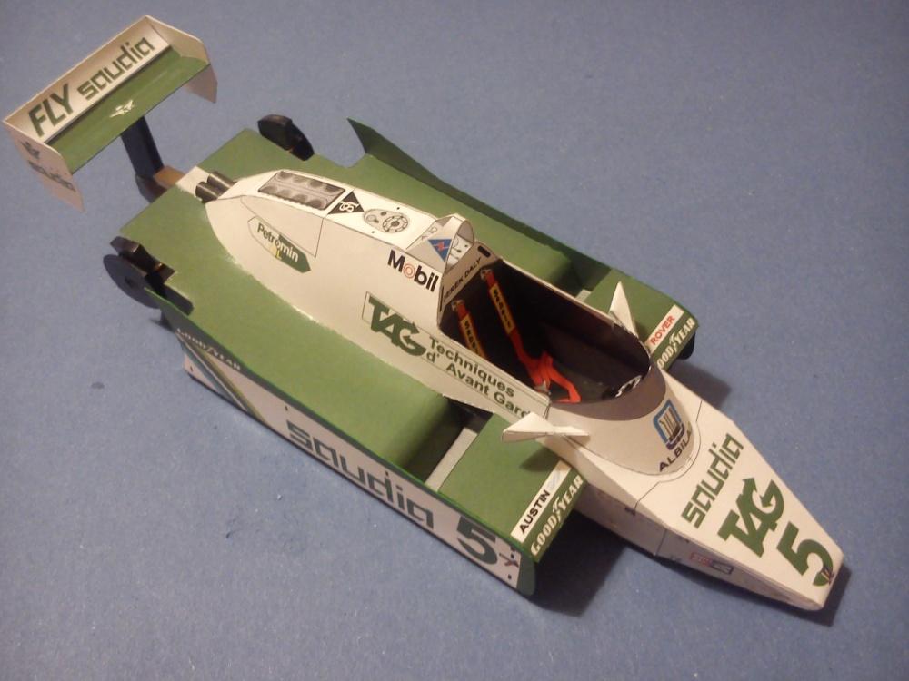 Williams FW 08, 1982 Derek Daly