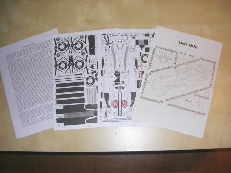 24hodinovka 2011 - BAR 002, 2000 Ricardo Zonta
