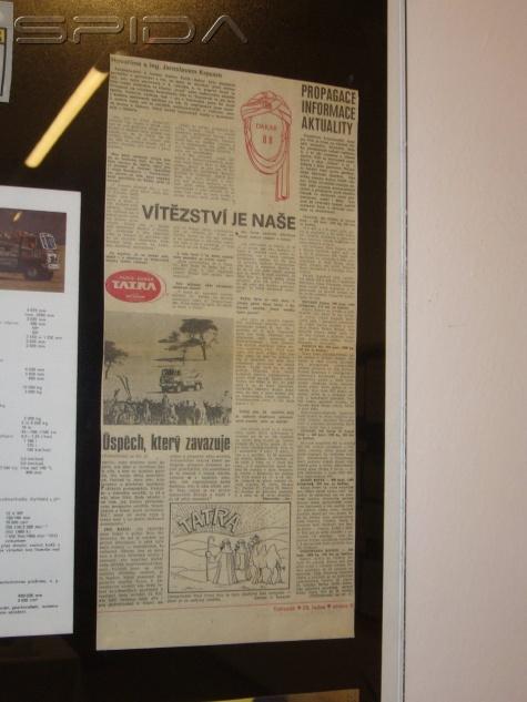 30 let Dakaru , Hradec Králové