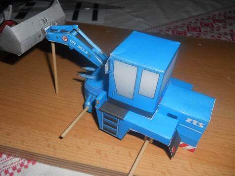 Tatra 815, nakladač ZTS