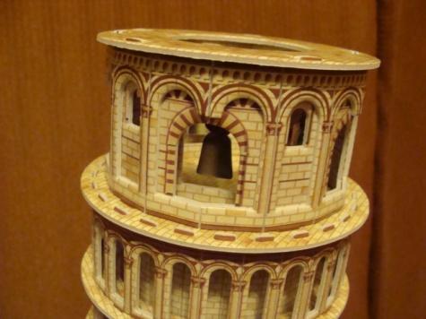 3D puzzle models