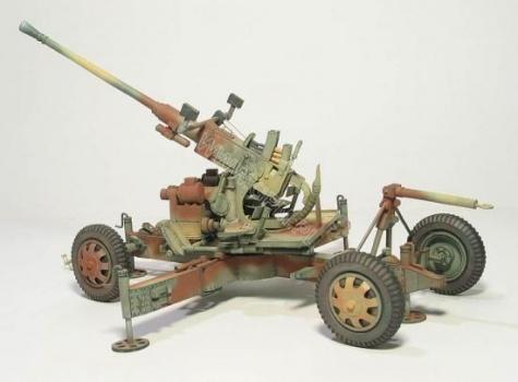 40mm BOFORS vz. 36