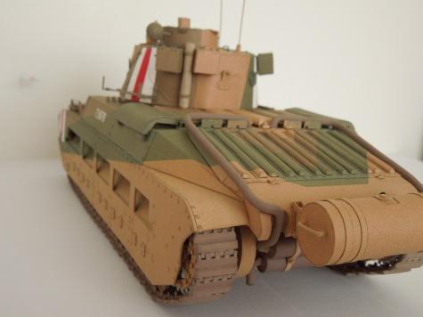 A12 Matilda II MK III