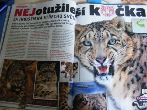 NOVÉ ČÍSLO ABC č.5/2011   1.3.2011