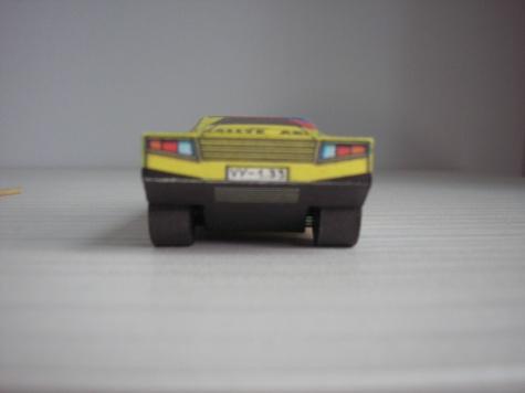Abc Alfa (Lamborghini Countach)