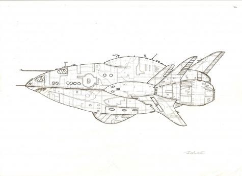 ABC ship