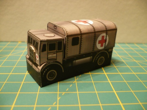 AEC Matador Ambulance