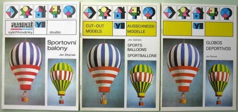Albatros - auta, balóny, architektura