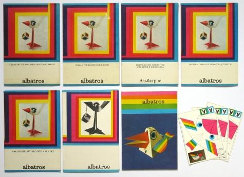 Albatros - počátky, SNDK, dětské věci