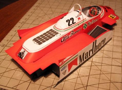 Alfa Romeo 179C, 1980