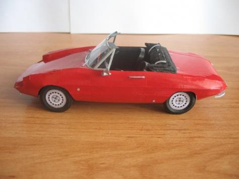 Alfa Romeo Spider 1600